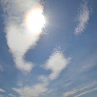 Мирное небо 9 Мая :: Мария Федорова