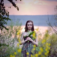 Весеннее настроение :: Ирина Фёдорова