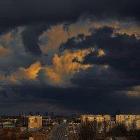 ОБЛАЧНЫЙ ДЕНЬ (1) :: Валерий Руденко