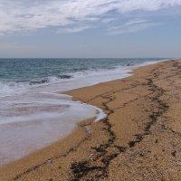 Бесконечный пляж :: Александр Крупский
