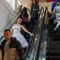 Свадьба :: Анатолий Клепешнёв