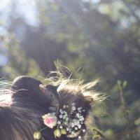 Цветочек :: Любовь Kozochkina