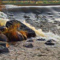 вечерний водопад :: Владимир Матва