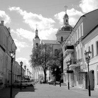 Узкая улочка :: Надежда Михалева