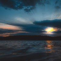 Озера Прикарпатья :: Владимир Хижко