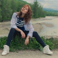 Белая река :: Кристина Невиль