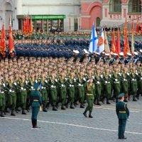 Парад в Москве :: Юлия Харина
