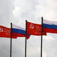 Флаги :: Олег Огорельцев