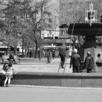 Даешь фонтан :: Дмитрий Шматков