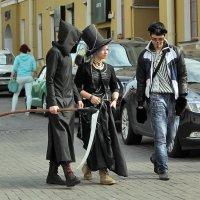 Уличные артисты в Минске :: Светлана З