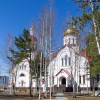 Храм Георгия Победоносца :: Павел Белоус