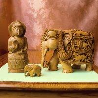 Индийские сувениры :: Иван Клещин