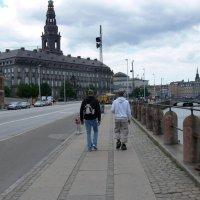 Пешком по Копенгагену. :: Татьяна Черняева