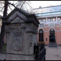 Памятник Тургеневу :: vadim