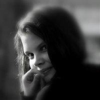 Девочка :: Дмитрий Сопыряев