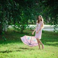 дождь и солнце :: Anastasia Zamesina