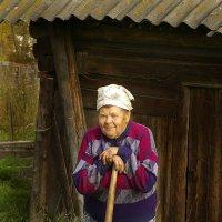 Дачница :: Валерий Талашов