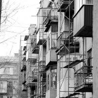 балконы :: Надежда Батискина