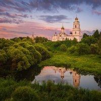 Вязьма.. июль.. Свято-Троицкий Собор... :: Александр Кукринов