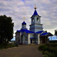 Церковь в м. Кочпон (Сыктывкар) :: Виталий Житков