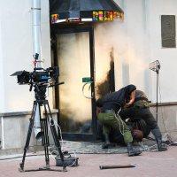 Ограбление книжной лавки Генбека :: Виктория Мацук