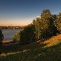 майский вечер на Волге :: Роман Макаров