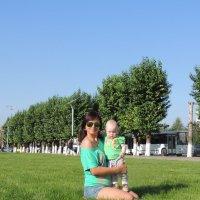 Я с дочкой) :: Вера Захарова