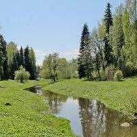 Долина реки Славянки :: Олег Попков