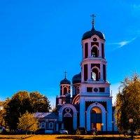 Церковь в Новохоперске :: Олечка Зайцева