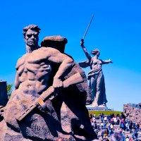 Воин-победитель :: Олечка Зайцева
