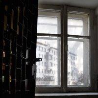 Чужие двери, окна, батареи... :: Ирина Данилова