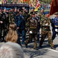 Союз ветеранов :: Валерий Шибаев