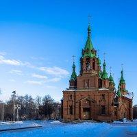 Собор святого благоверного князя Александра Невского :: Марк