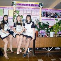 Хорошая все таки эта штука - школьная жизнь! :: Валерий Рыкунов