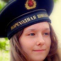 Морячка. :: Игорь