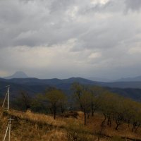 Грозовые облака :: Нина Борисова