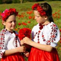 Сестрички. :: Елена Багрий