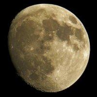 И у луны есть пуп :) :: Виталий