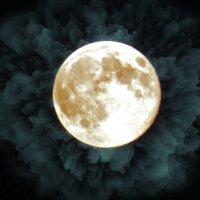 Луна, луна :: Наталья Лакомова