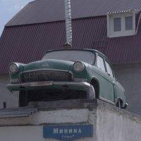 На крыше дома ... своего. :) :: Андрей