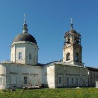Церковь Рождества Пресвятой Богородицы :: Александр Качалин