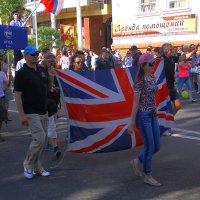 Черноморская регата 2014. Фестиваль. Все флаги в гости будут к нам... :: Леонид Нестерюк