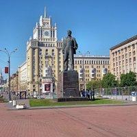 Триумфальная площадь. :: владимир