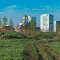 Храм в честь Казанской иконы Божией Матери :: Владимир Мочалов