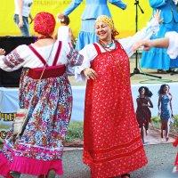 Русские народные танцы :: Виктория Кутырева