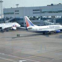 Боинг 737-500 :: Евгений Пикаревский