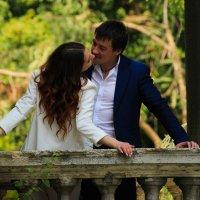 Свадебная прогулка :: Анна Никитина