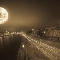 Про Луну и мистику :: Алексей Соминский
