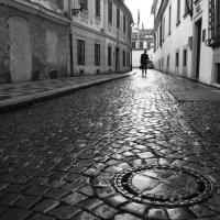 Along the Všehrdova street :: Eugene *