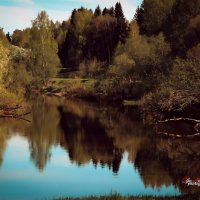 Пейзаж :: Олька Никулочкина
